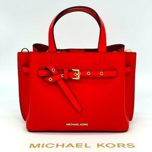 Michael Kors Emilia Small Satchel Bag